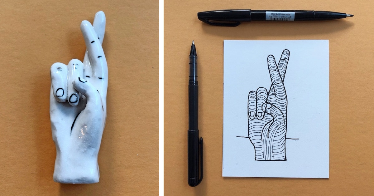 Learn The Building Blocks Of Drawing With Contour Lines In Art