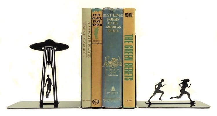 Cool Bookends