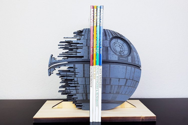 Interesting Bookends