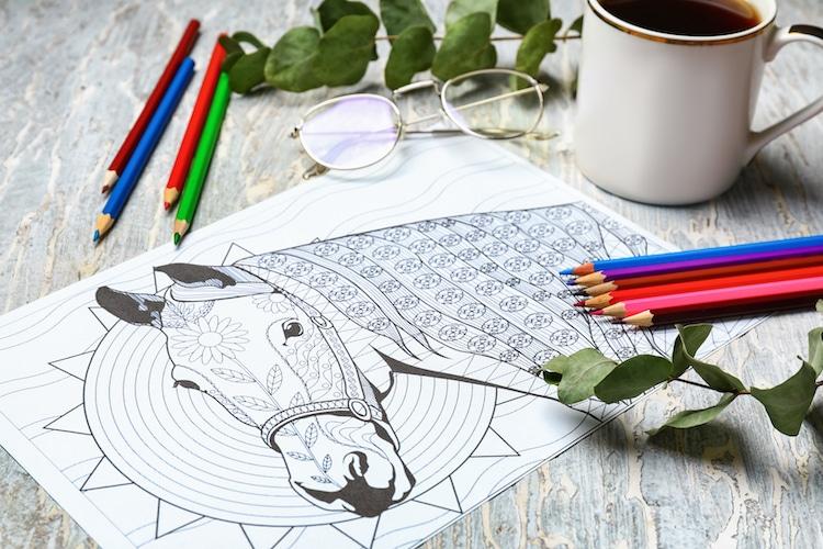 Zentangle - pasatiempos creativos