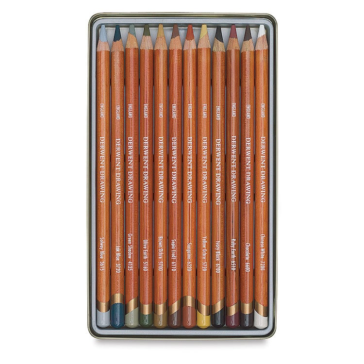 Derwent Professional Drawing Pencil Set