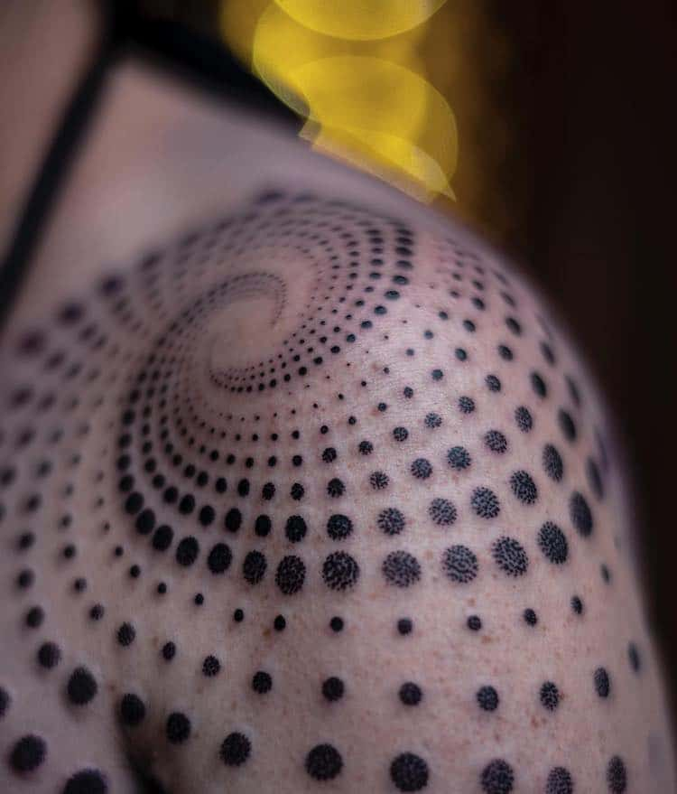 Cool Geometric Tattoos