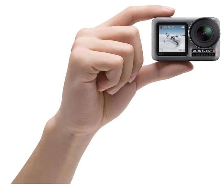 DJI Osmo Action HD Camera