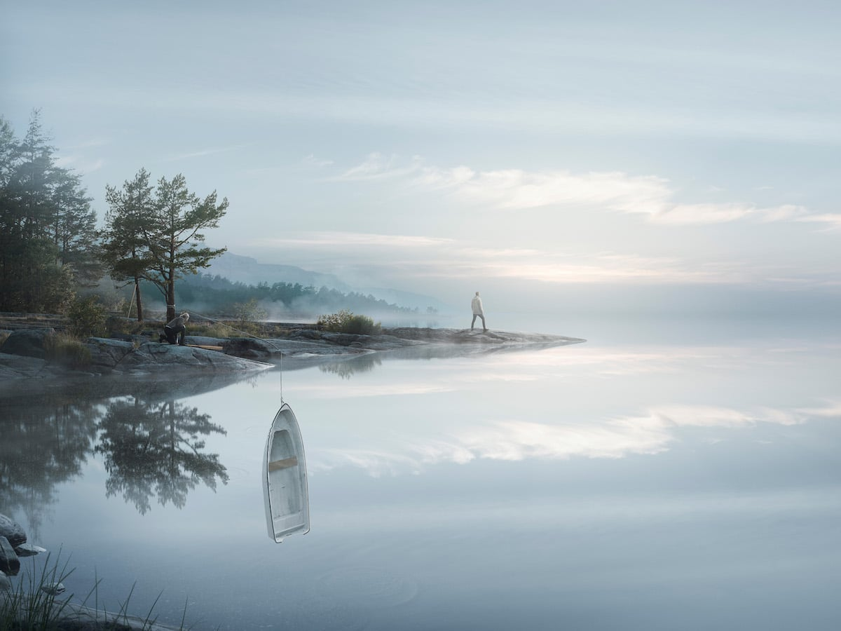 Impossible Photography Erik Johansson