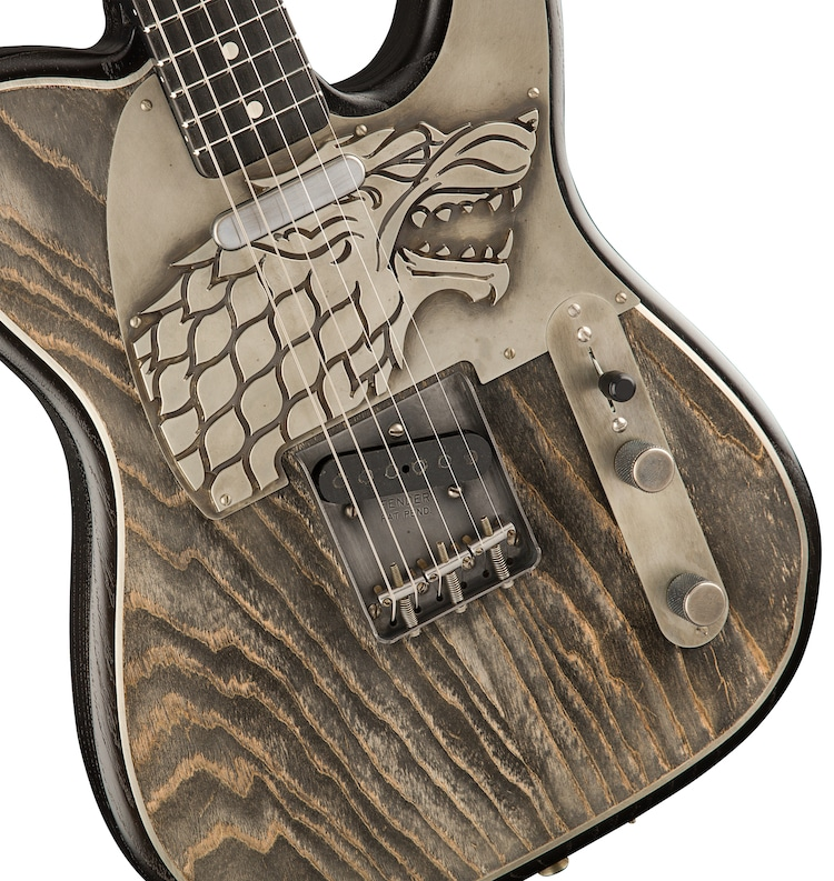 Guitarras Fender de Game of Thrones