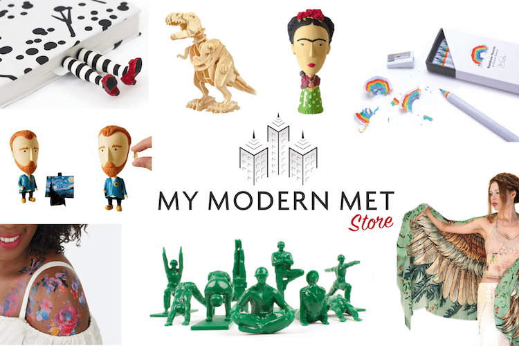 Tarjeta de regalo de My Modern Met