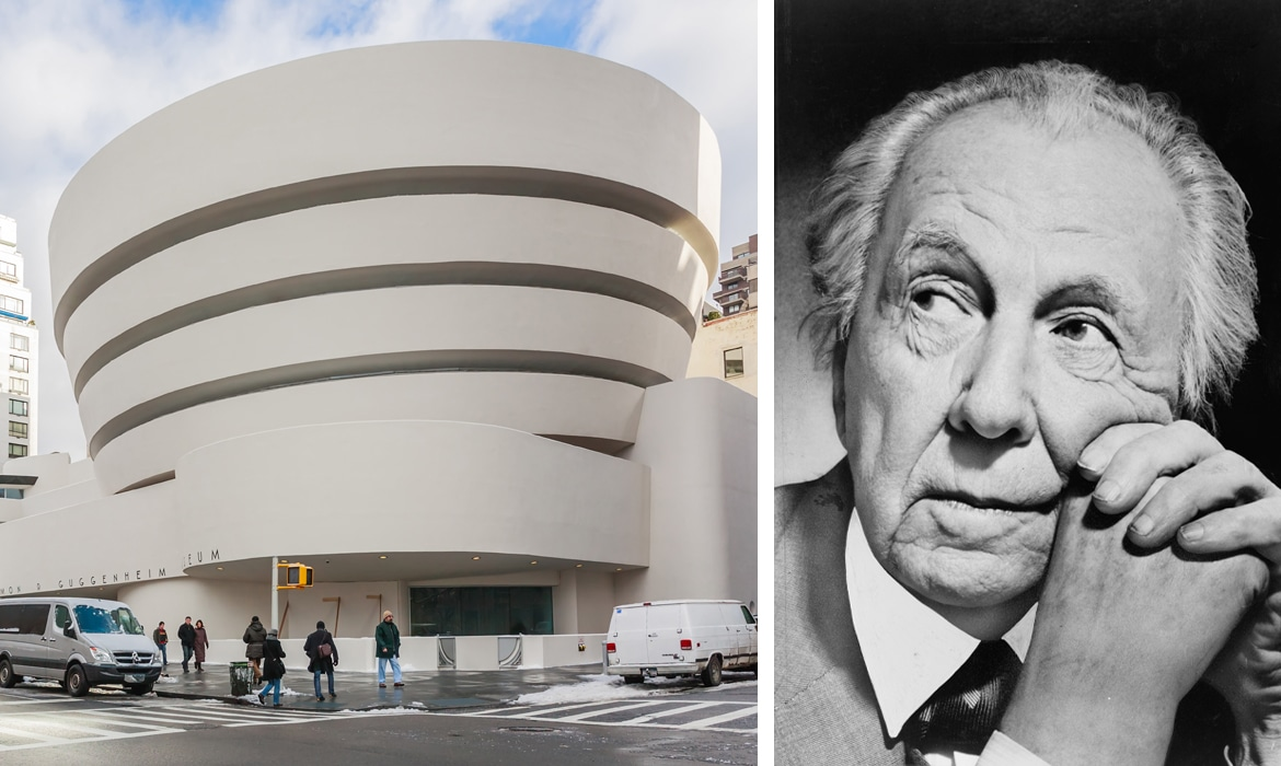 Guggenheim Museum New York Architecture