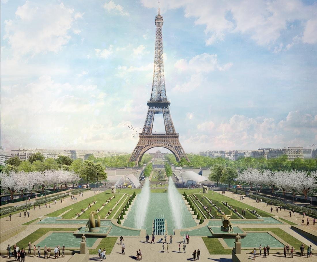 Eiffel Tower Competition