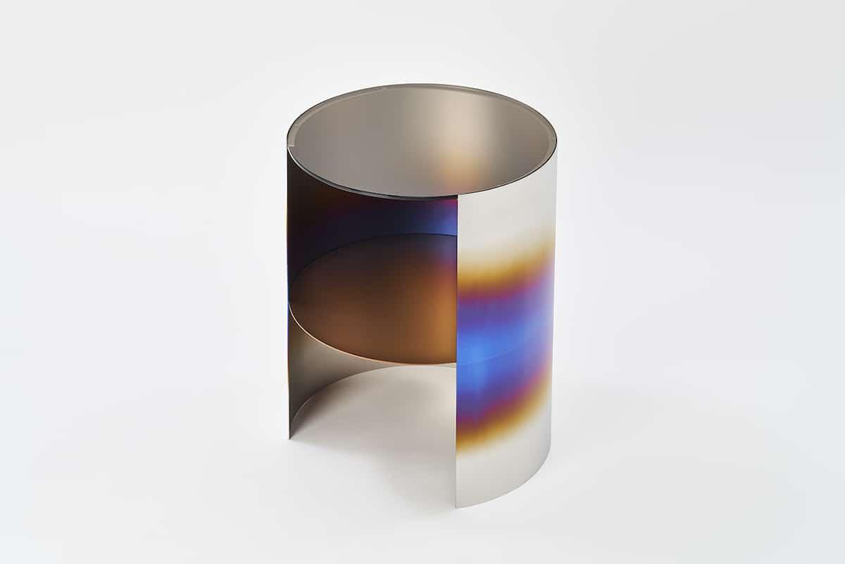 Hamanishi Design Side Table