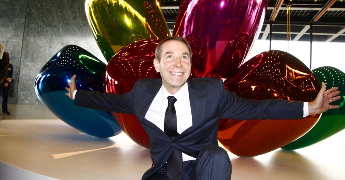 Jeff Koons' 'Rabbit' Sells at Auction for $91.1 Million