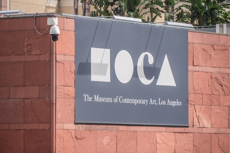 Los Angeles MOCA Free Admission