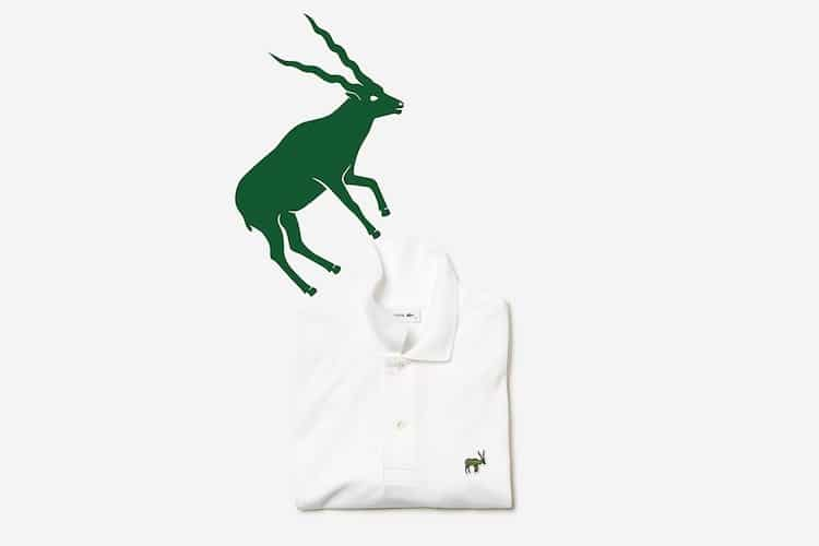 Lacoste Save Our Species Polos