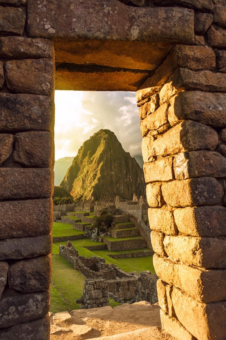 Information About Machu Picchu
