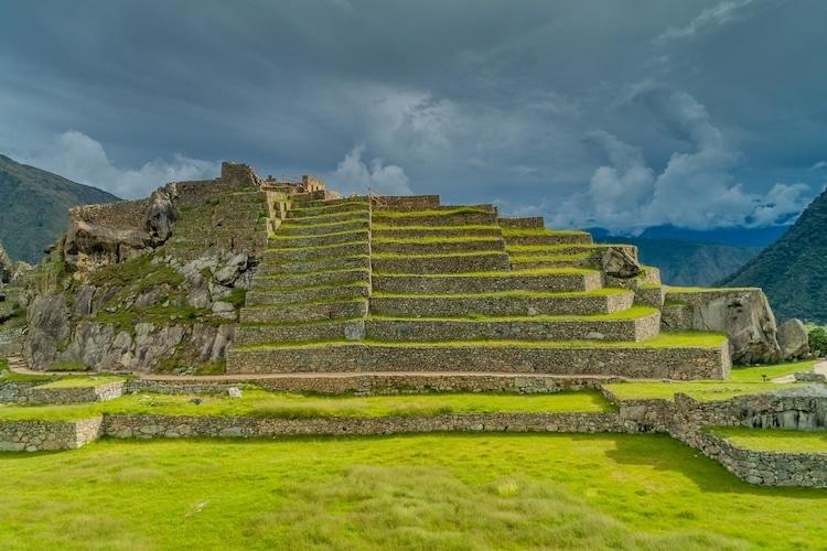 History of Machu Picchu