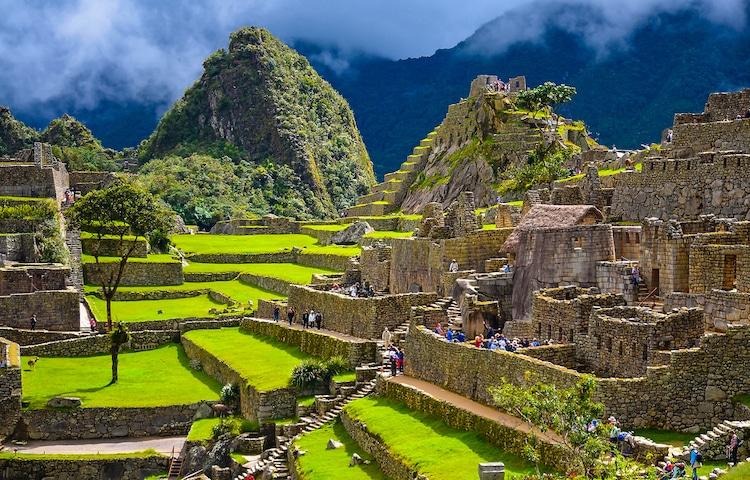 Machu Picchu Information