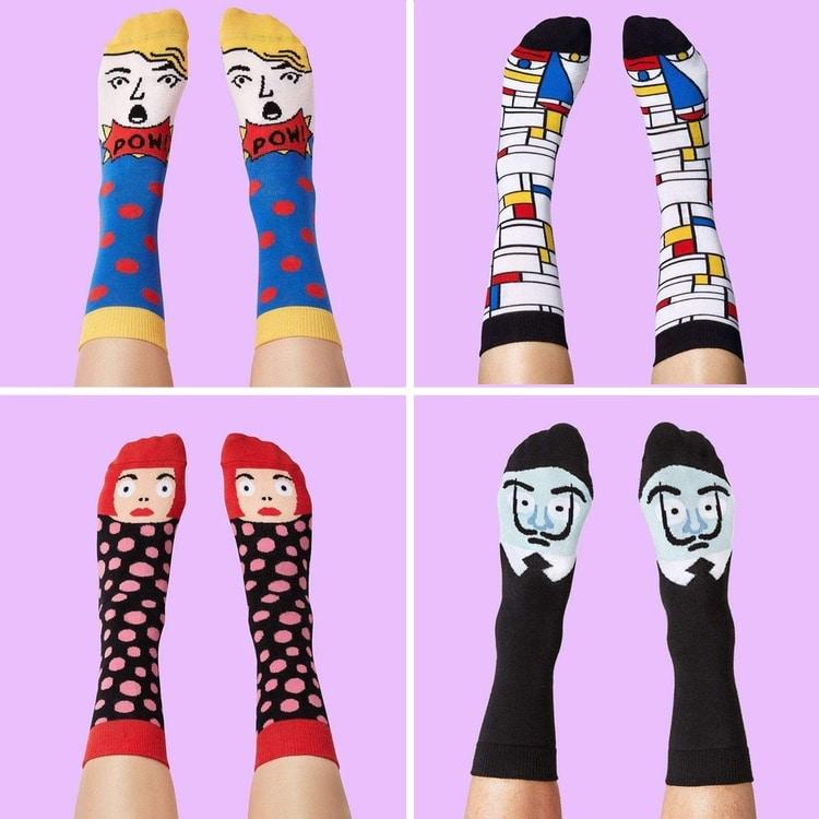 Modern Artists Socks Set