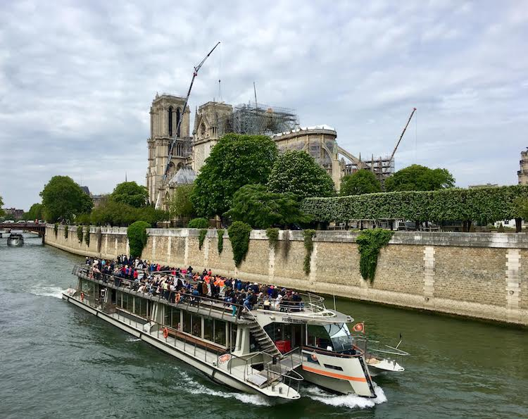 What to do in Paris While Notre-Dame is Closed