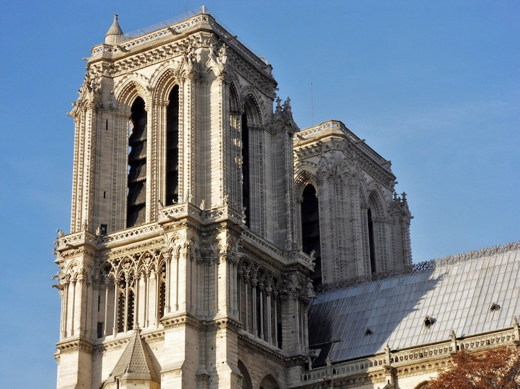 Notre-Dame Bell Towers