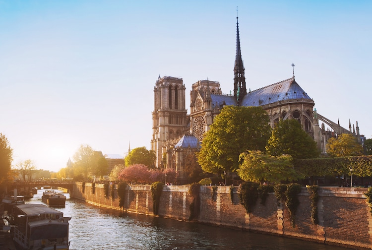 Notre-Dame Cathedral Design