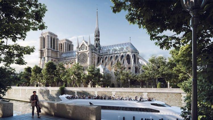 Notre Dame Design Concept