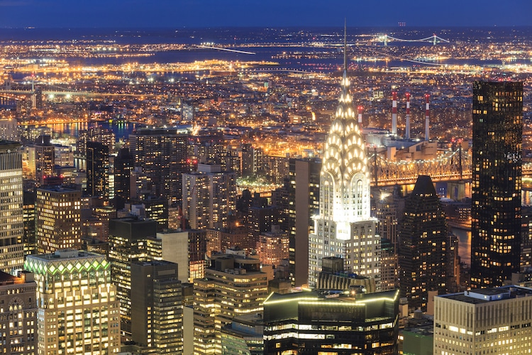 Chrysler Building - NYC Architecture