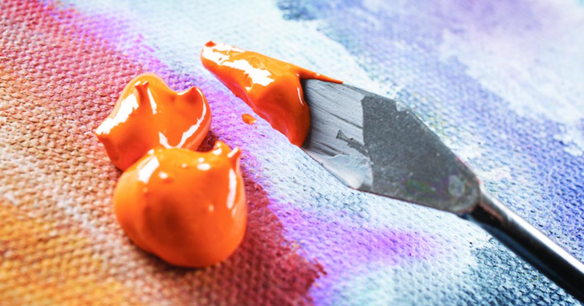 Cómo Pintar Con Espátula Y Cuchillos De Pintura Crea Tus Propias Obras