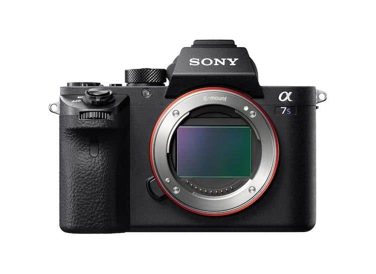 Sony aS II Mirrorless