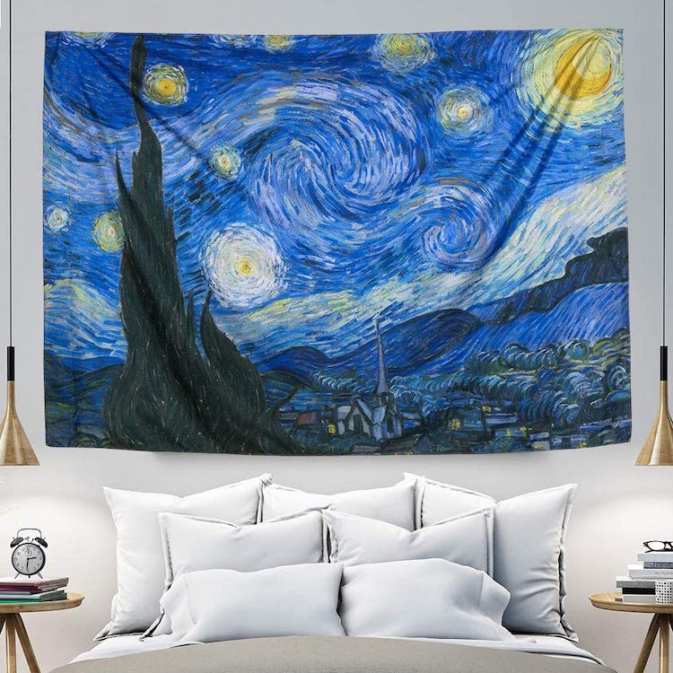 Van Gogh Starry Night Wall Hanging