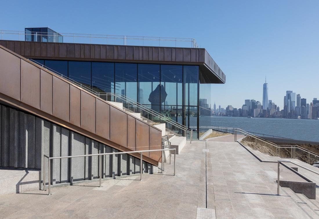 Museo en Liberty Island