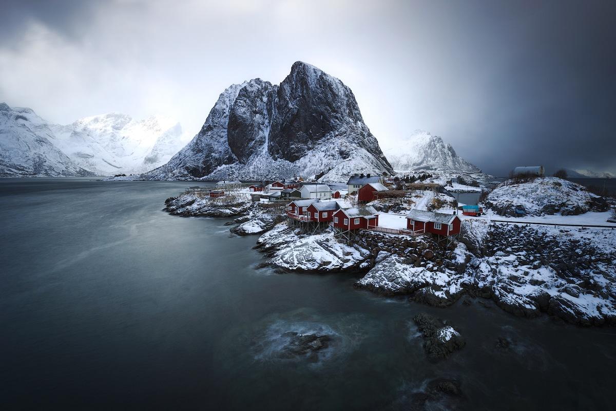 Fotos de paisajes por Sven Broeckx