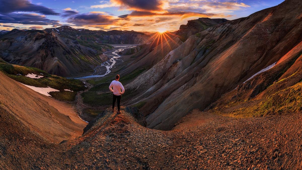 Sven Broeckx Fotografía de paisajes