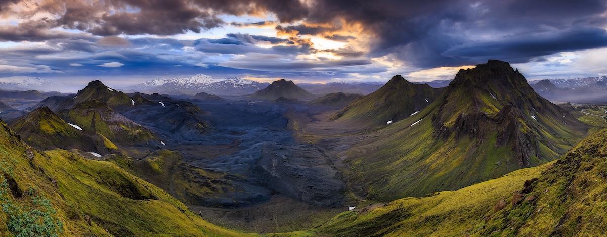 Fotografía de paisaje por Sven Broeckx