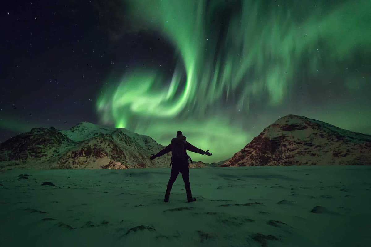 Northern Lights Photo by Sven Broeckx