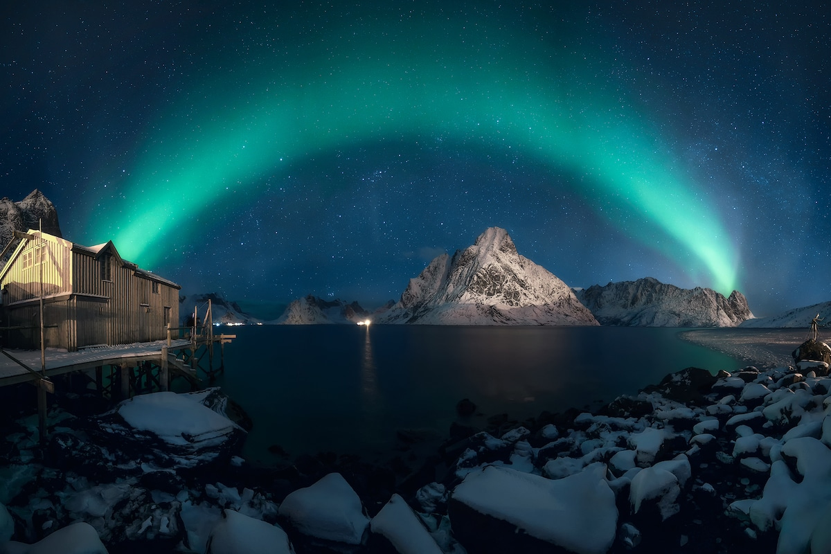 Northern Lights Photography by Sven Broeckx