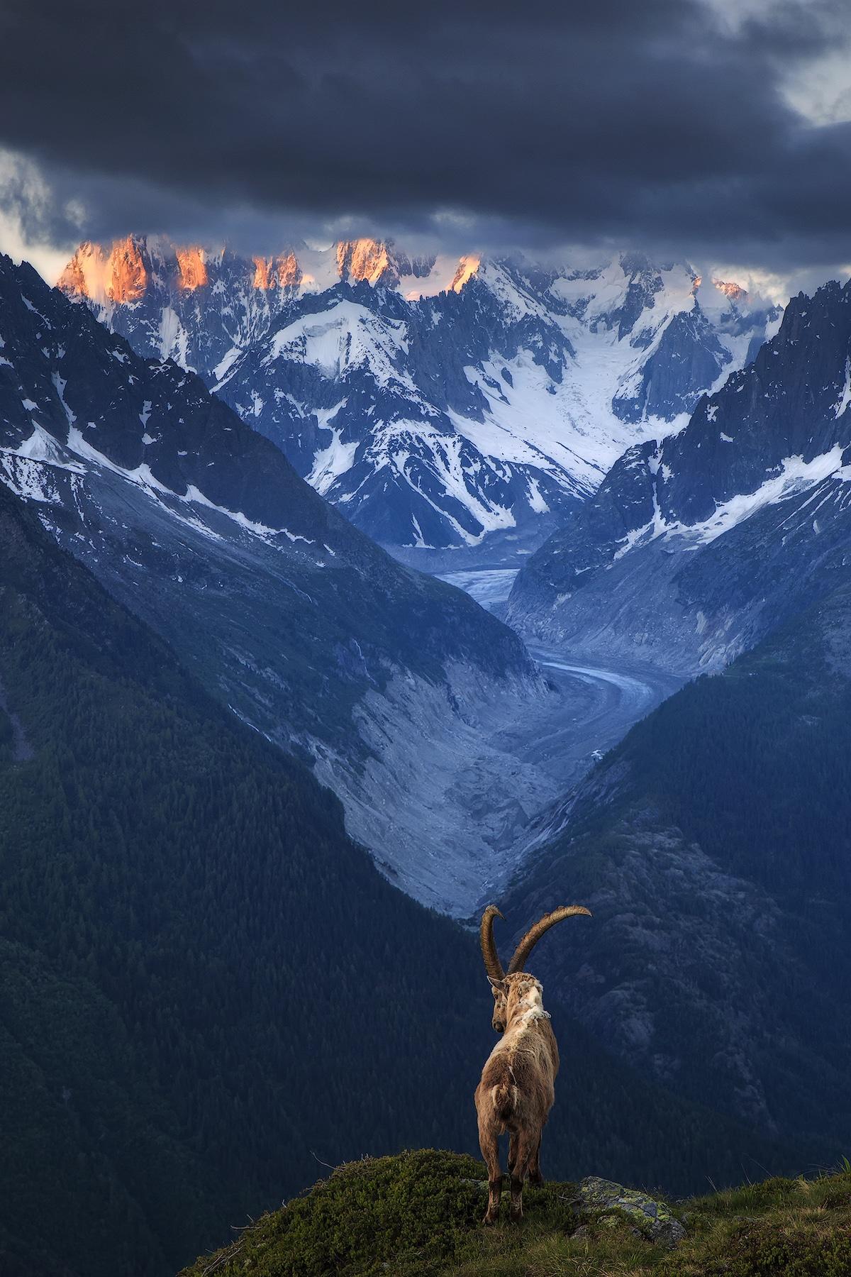 Fotos de paisajes montañosos por Sven Broeckx