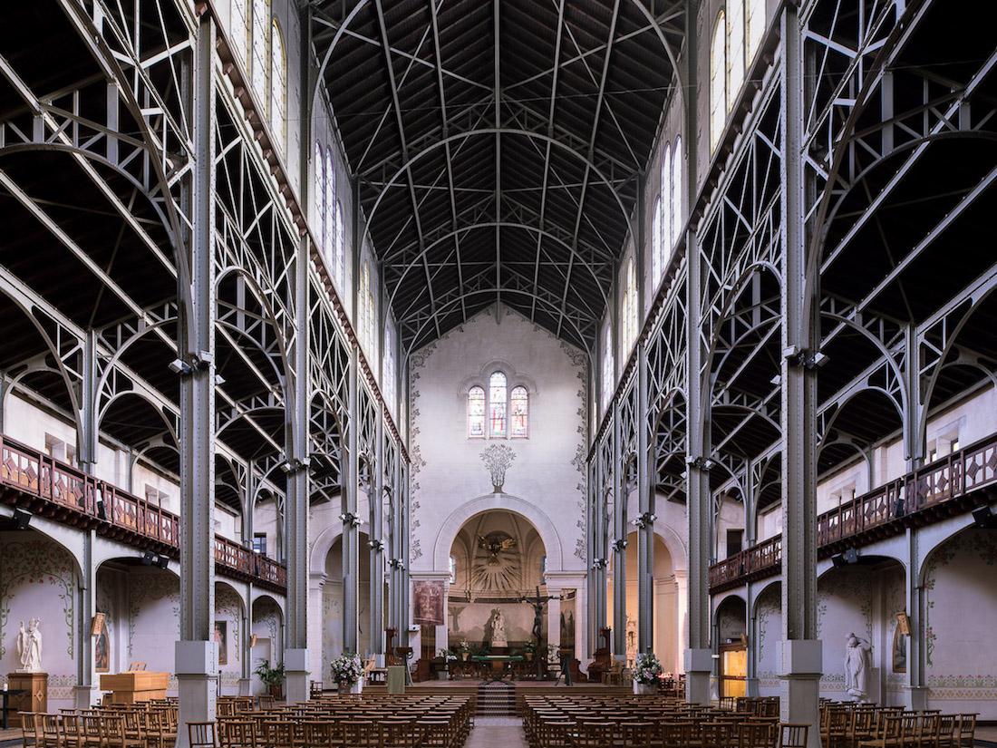 Modernist Churches