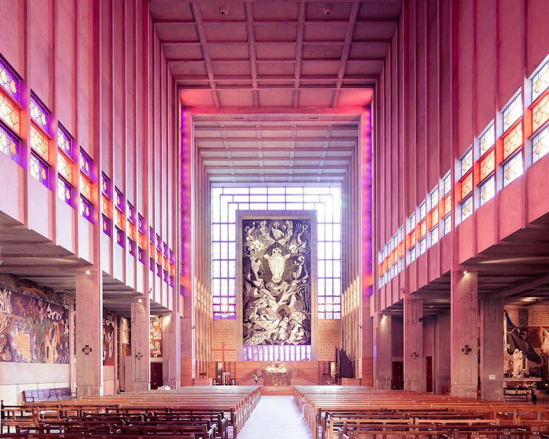 Modern Church Design