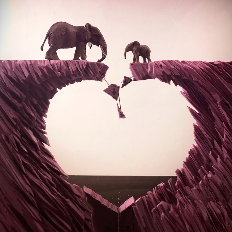 Toy Photography Heartbreak by Felix Hernandez