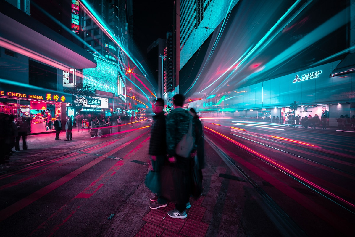 Photo of Hong Kong by Xavier Portela