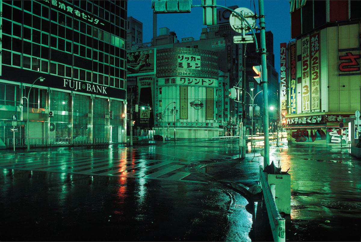Fotos de Tokio por Greg Gerard