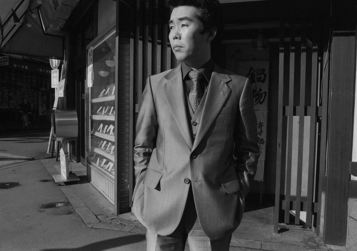 Tokio en 1970 por Greg Girard