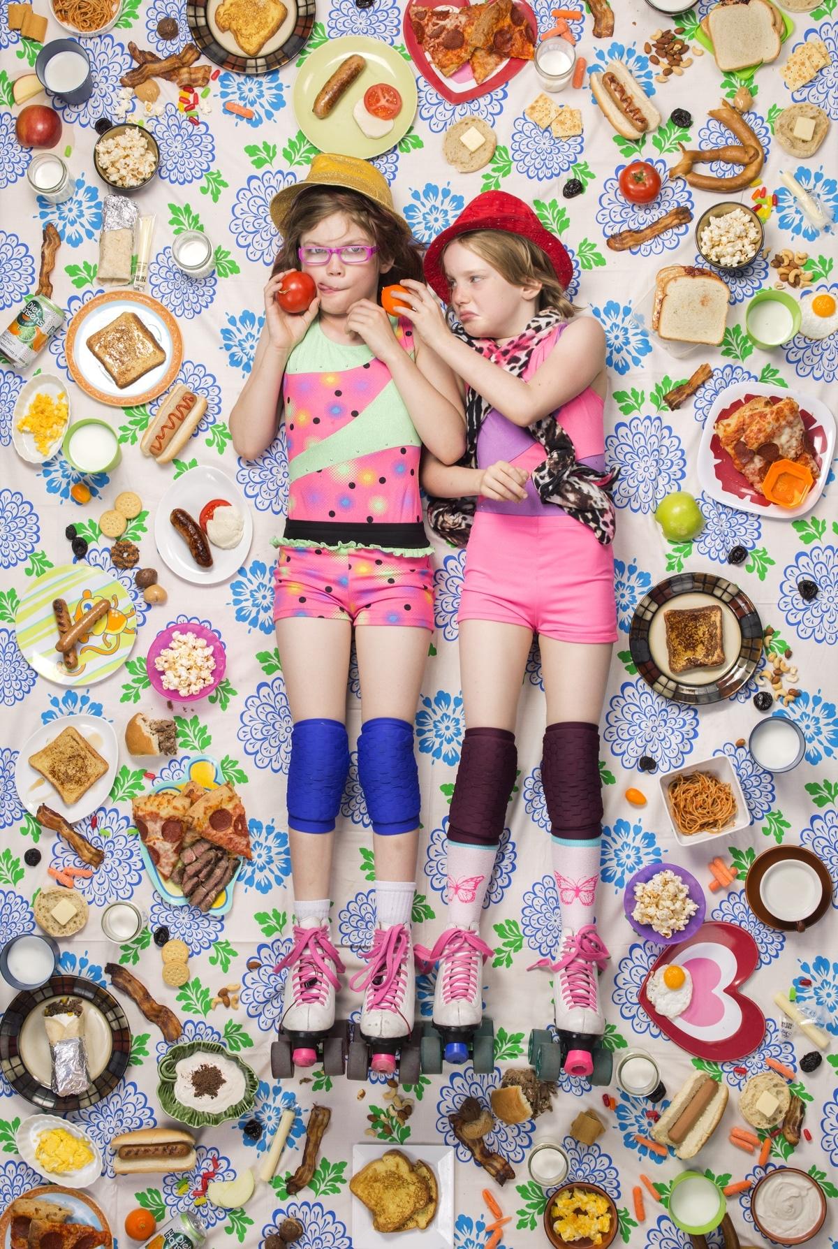 Nutrition of Kids Around the World