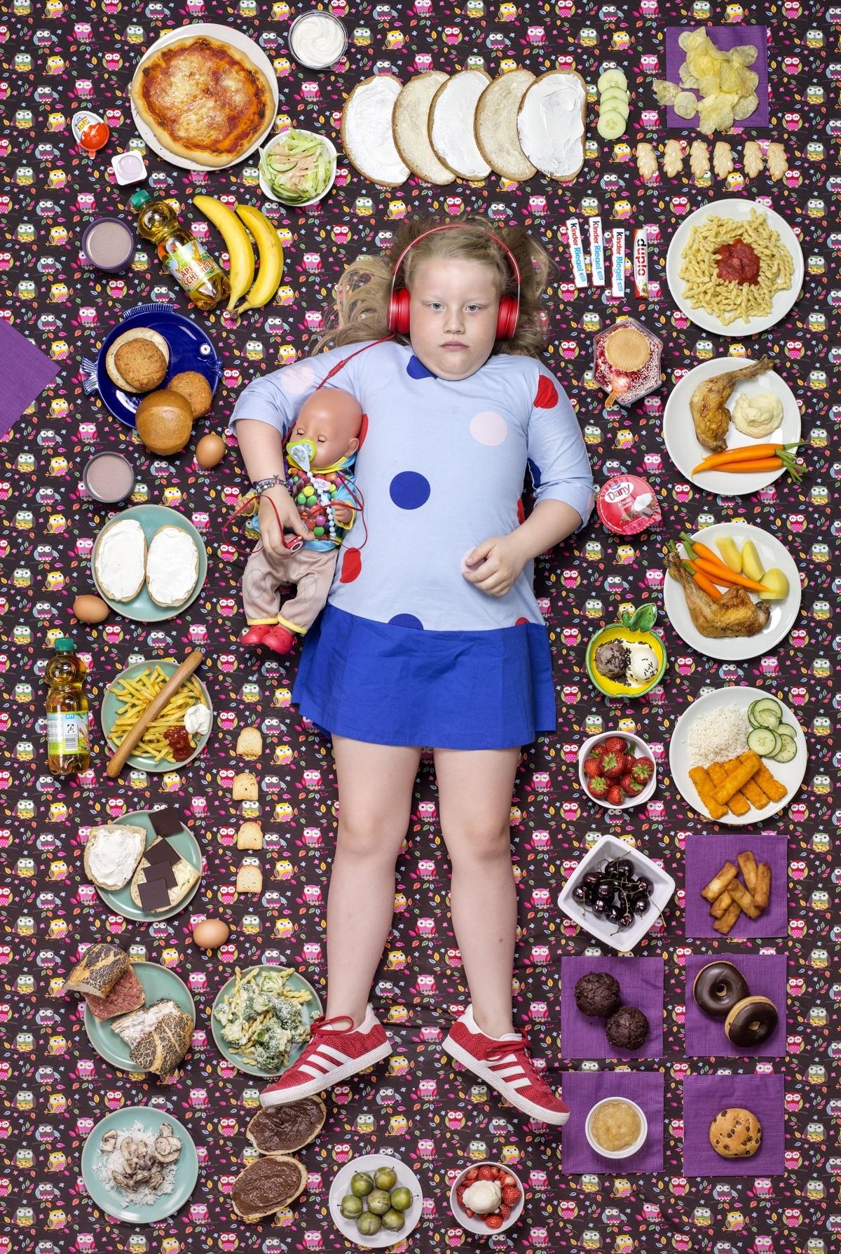 qué comen los niños alrededor del mundo