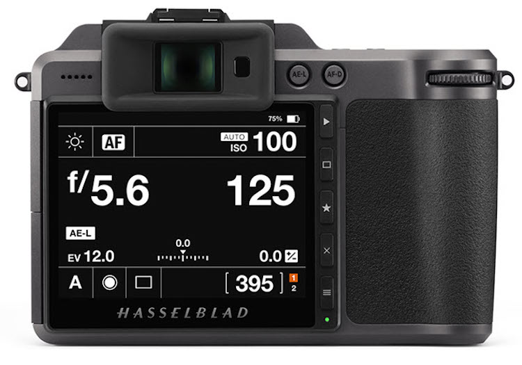 Hasselblad Mirrorless Camera