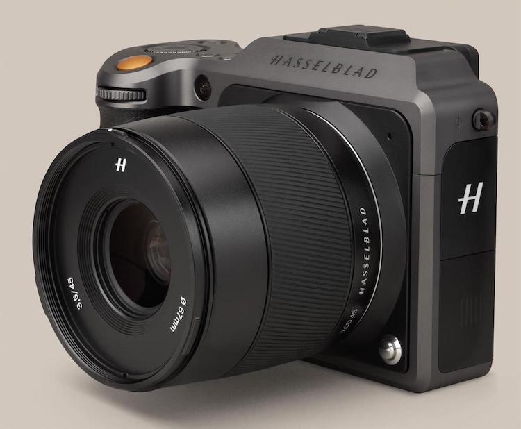 Hasselblad X1D II 50C Medium Format Mirrorless Camera