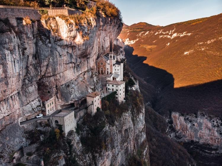 Sanctuary of Madonna della Corona