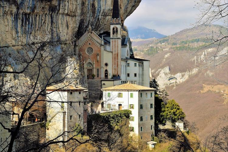 Sanctuario of Madonna della Corona