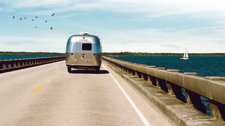 Airstream Bambi remolque de viaje