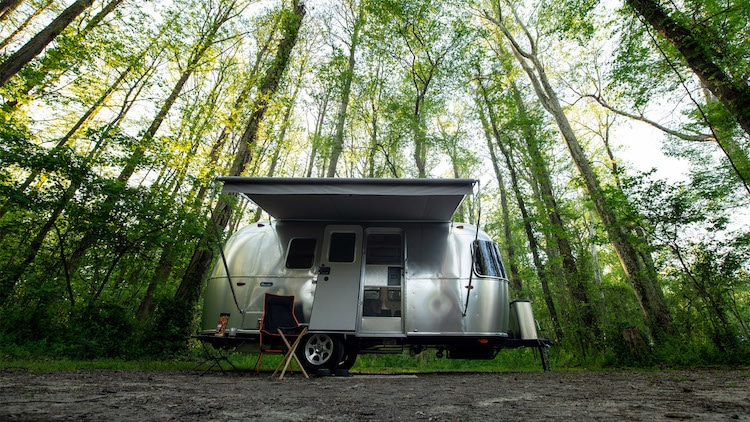 Airstream Bambi Travel Trailer