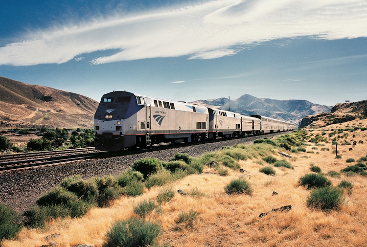 Amtrak Sale - BOGO Summer 2019